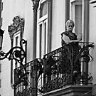 The Balcony by Berns