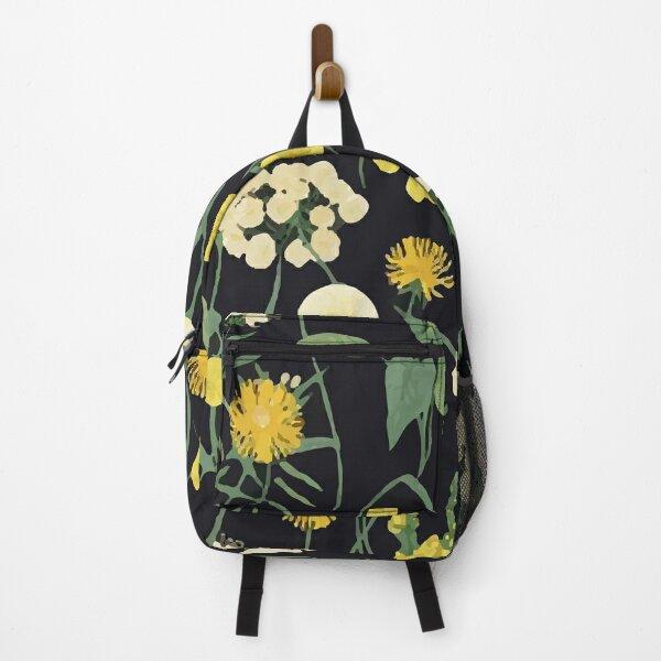 Romantic Seamless Pattern Backpack