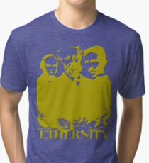 Ethernity in gold Tri-blend T-Shirt