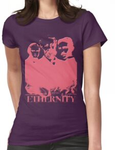 Ethernity in pink Womens Fitted T-Shirt