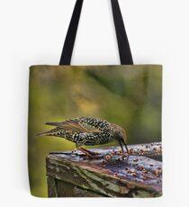 Freckle Bird Tote Bag