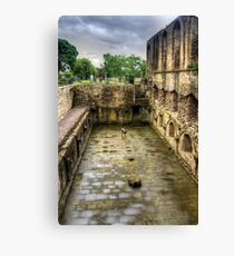 Dunfermline Abbey Refectory Canvas Print