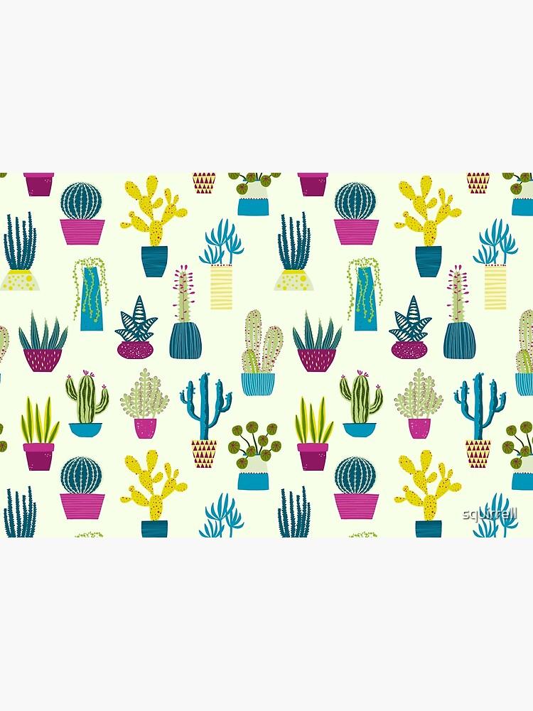 Cactus Garden by squirrell