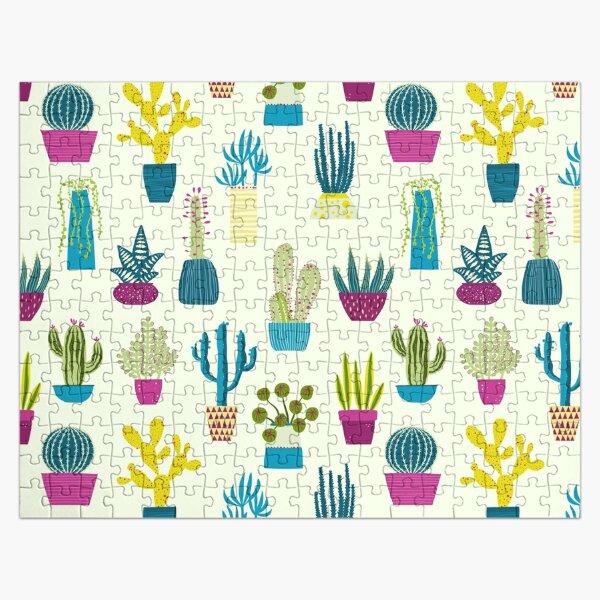 Cactus Garden Jigsaw Puzzle