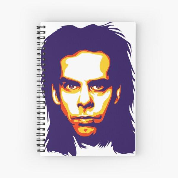 Nick Spiral Notebook