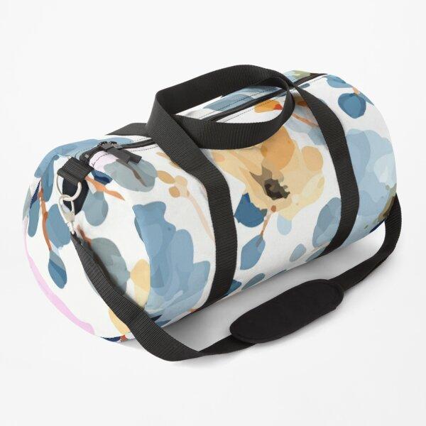 Spring Flower Duffle Bag