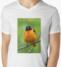 Puffy Baltimore Oriole T-Shirt