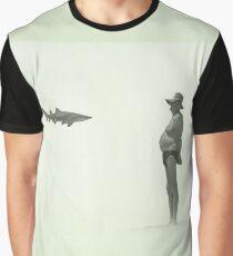 shark bate Graphic T-Shirt