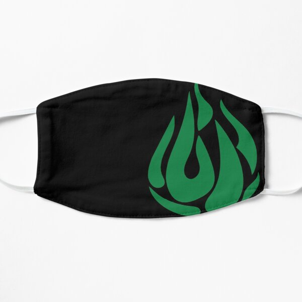 Order of the Emerald Flame Mask