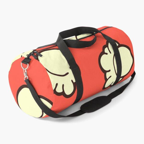 Popcorn Pattern Duffle Bag