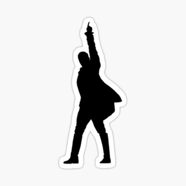 Hamilton logo Sticker