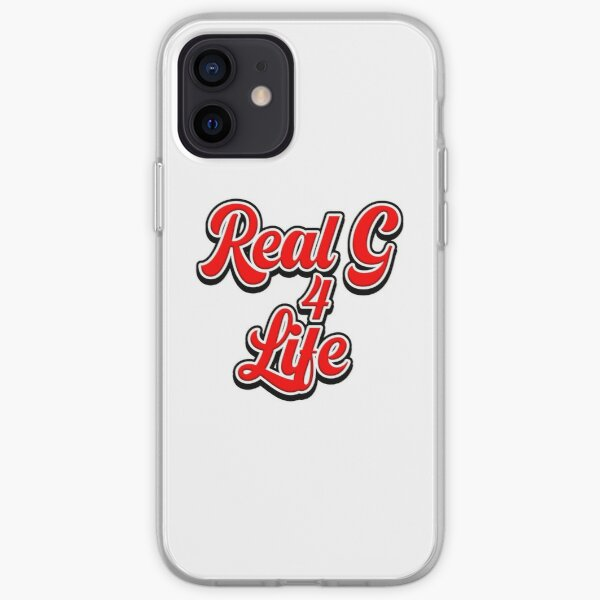 Real G 4 Life iPhone Soft Case