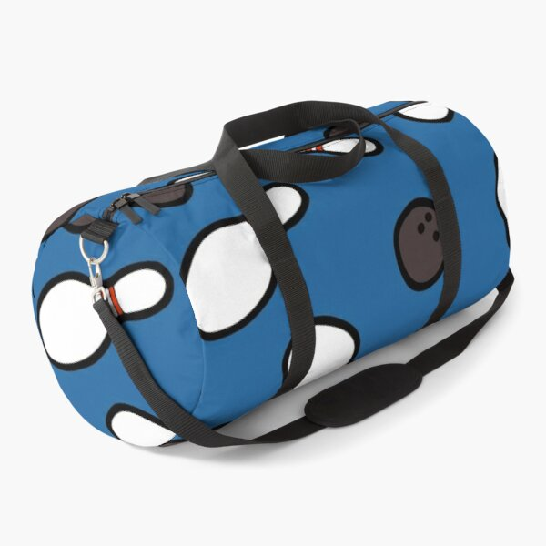 Bowling for Pins Pattern Duffle Bag