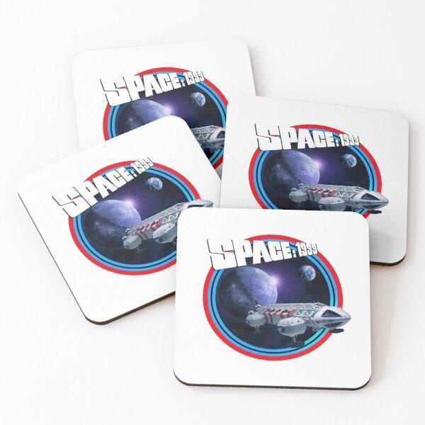 SPACE 1999 GENERIC 3 Coasters (Set of 4)