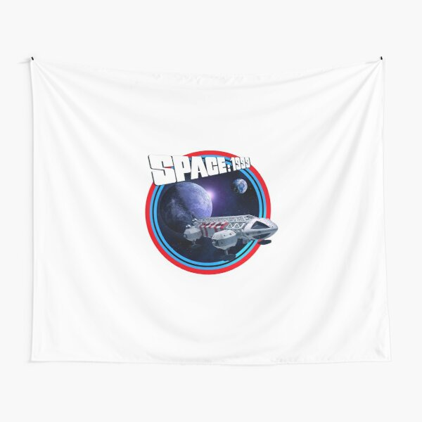 SPACE 1999 GENERIC 3 Tapestry