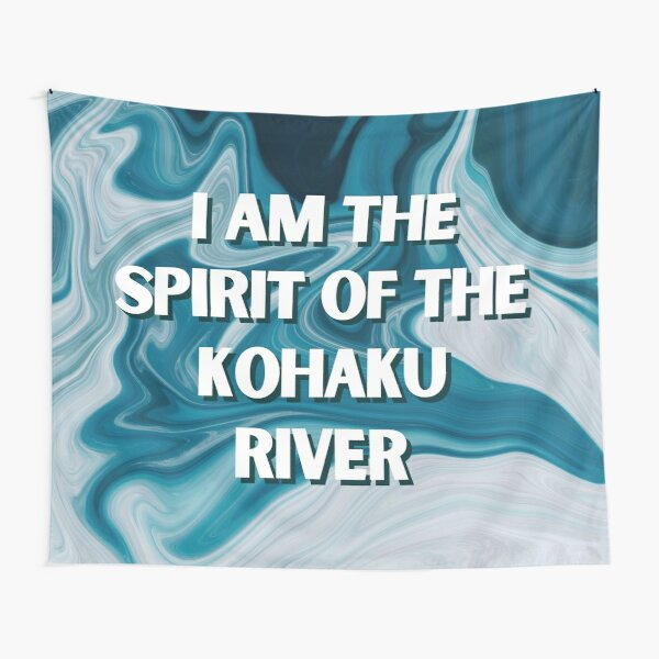Spirited Away Haku Name  Tapestry