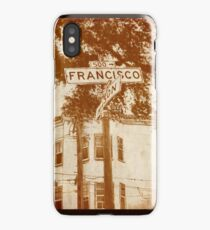 """Francisco"" iPhone Case"