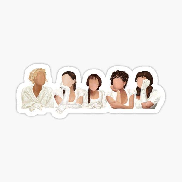 Bennet Sisters Sticker