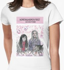 Toni and Candace Women's Fitted T-Shirt