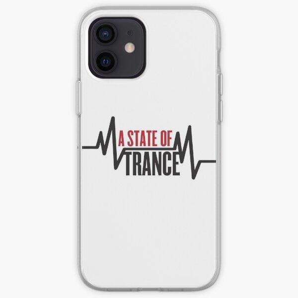 Un estado de trance Funda blanda para iPhone