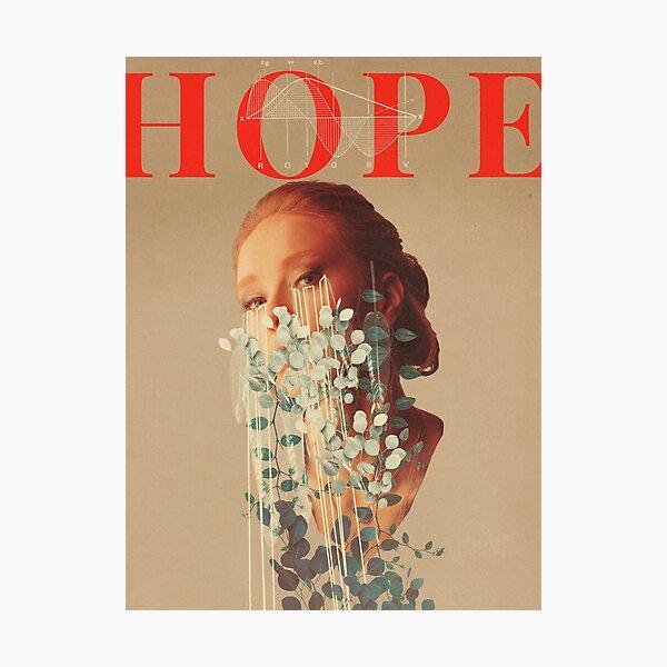 Growing Hope Photographic Print