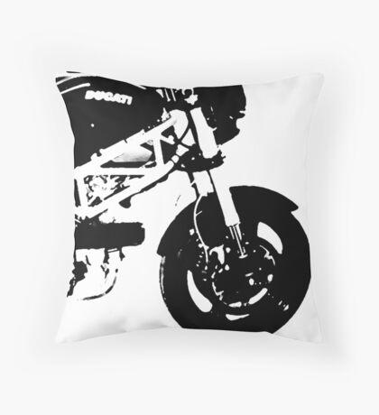 blackati Throw Pillow
