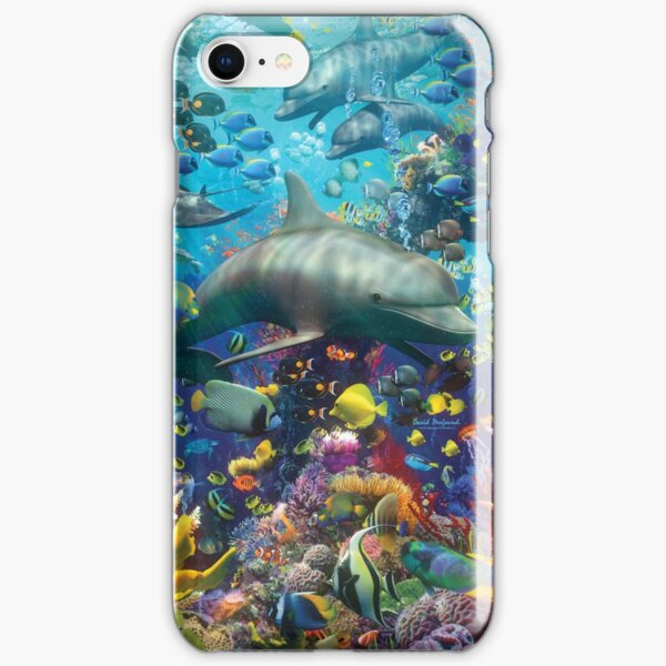 The Red Sea iPhone Snap Case
