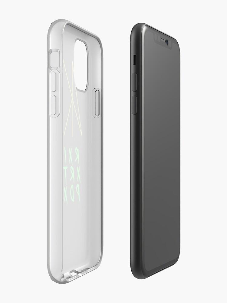 Coque iPhone «AK / AK / RXP XRD ITX», par Anaking