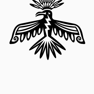 Thunderbird - Native Americans - Power, Protection & Strength by nitty-gritty