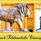 Feldherrnhalle Odeonsplatz Munich by ©The Creative  Minds