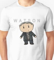 Watson | Martin Freeman [with text] T-Shirt