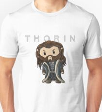 Thorin | Richard Armitage [with text] T-Shirt