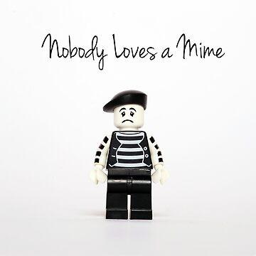 Mime by LittleRedTrike