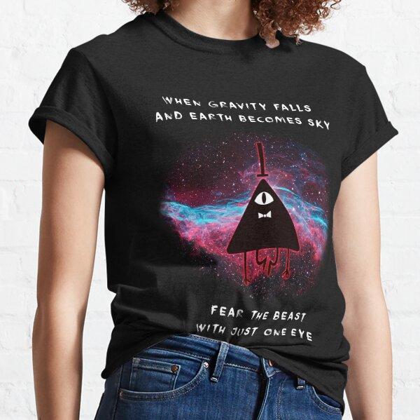 When Gravity Falls Classic T-Shirt