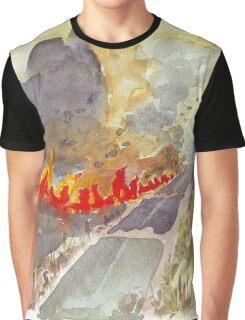 Veldfire in Magaliesburg Graphic T-Shirt