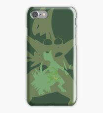 Sceptile iPhone Case/Skin