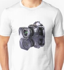 Olympus OM-D standing all on its own  T-Shirt