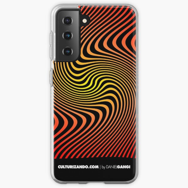 Espiral Cinético By Daniel Gangi Samsung Galaxy Soft Case