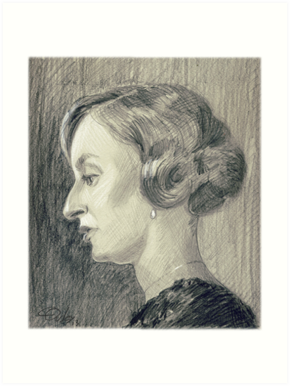 Lady Edith Crawley of Downton Abbey by COusley622