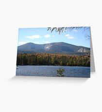 Mount Katahdin Greeting Card