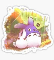 Totoro II Sticker