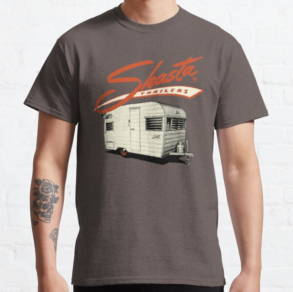 Shasta Trailers - vintage camper series Classic T-Shirt