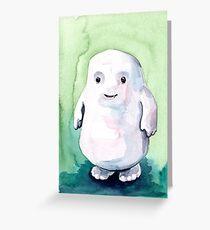 Adipose Greeting Card