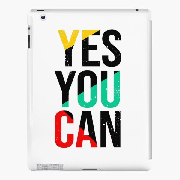 You can do it! iPad Snap Case