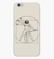 Vinilo o funda para iPhone Vetruvian Rock Star