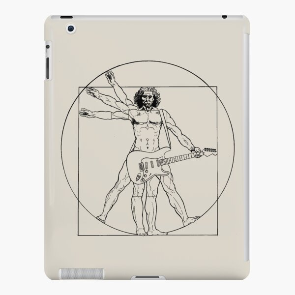 Vetruvian Rock Star  iPad Snap Case