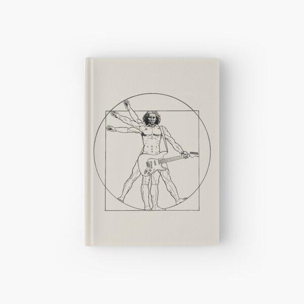 Vetruvian Rock Star  Hardcover Journal