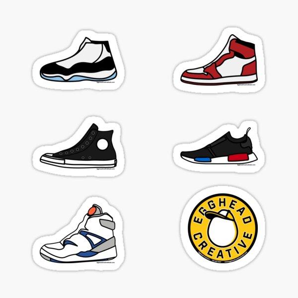 Sneakerheads Sticker