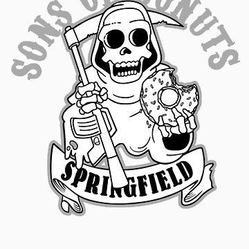 Sons of Anarchy- Simpsonized by Simpsonized