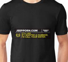 JeepPorn.com Saying Unisex T-Shirt